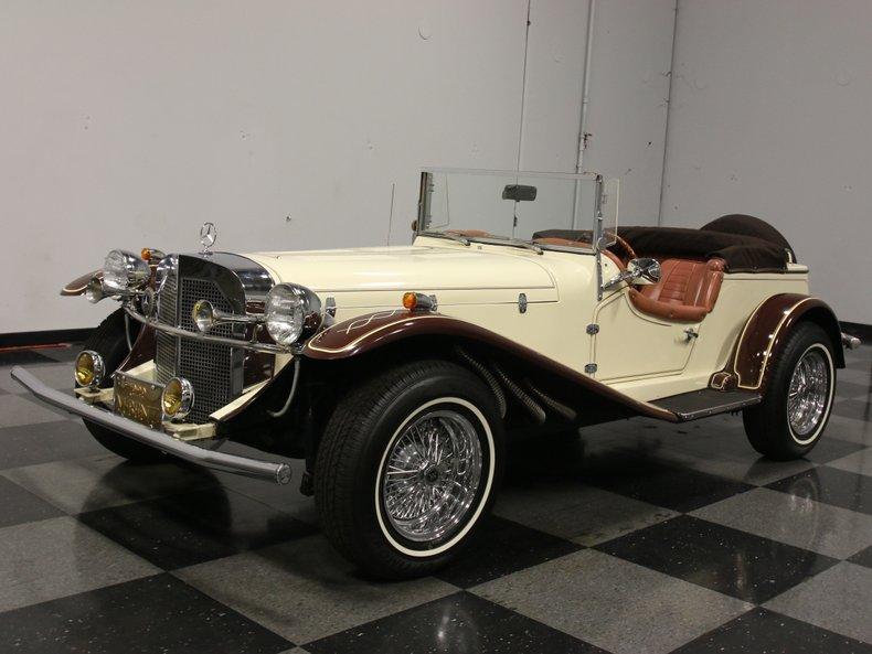 Mercedes Benz 1929 Coupe 1