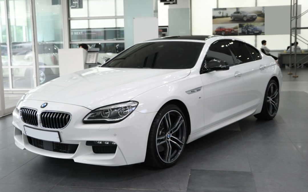 BMW 6series Gran Coupe M port