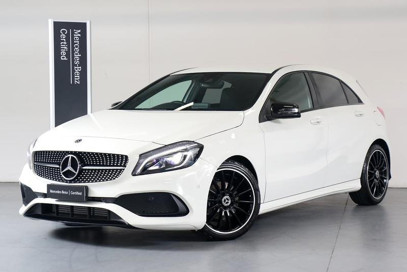 Mercedes Benz A200 3