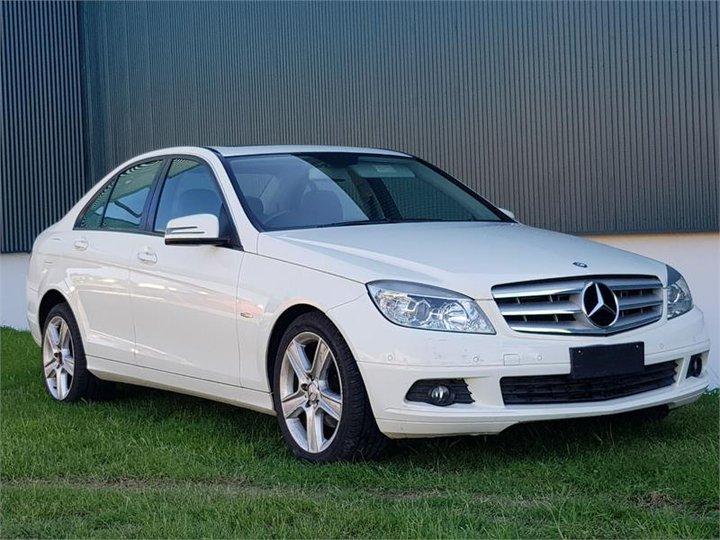 Mercedes Benz C200 3