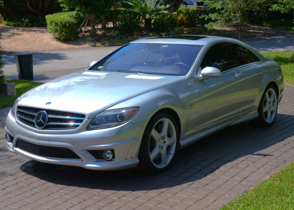 Mercedes Benz CL65 AMG