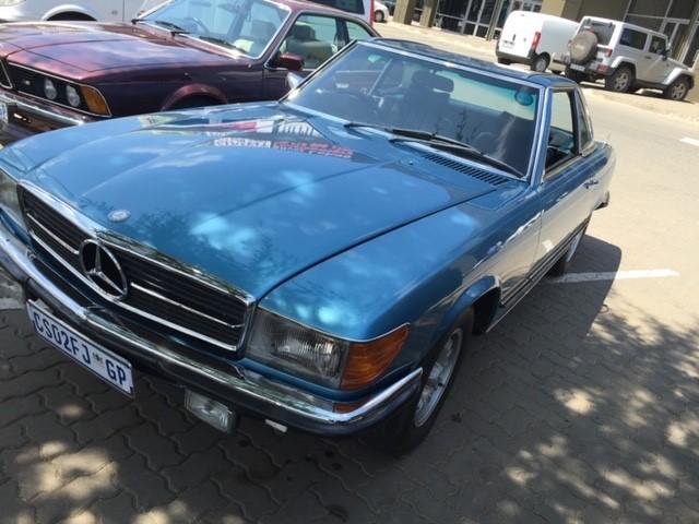 Merecdes Benz SL280